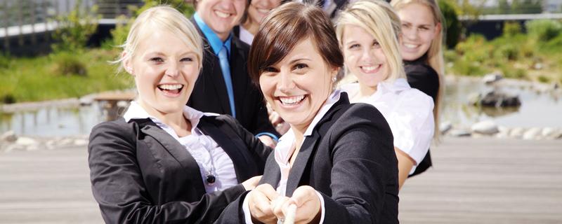 Ein Bonus für Ihre Mitarbeiter und für Ihre Firma! halfsize